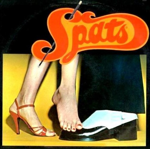 SPATS - (your lovin is) everywhere dans Funk & Autres spatsspats1978