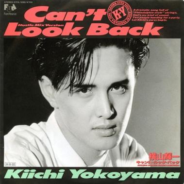 KIICHI YOKOYAMA - Can't Look Back dans Funk & Autres Cant-Look-Back